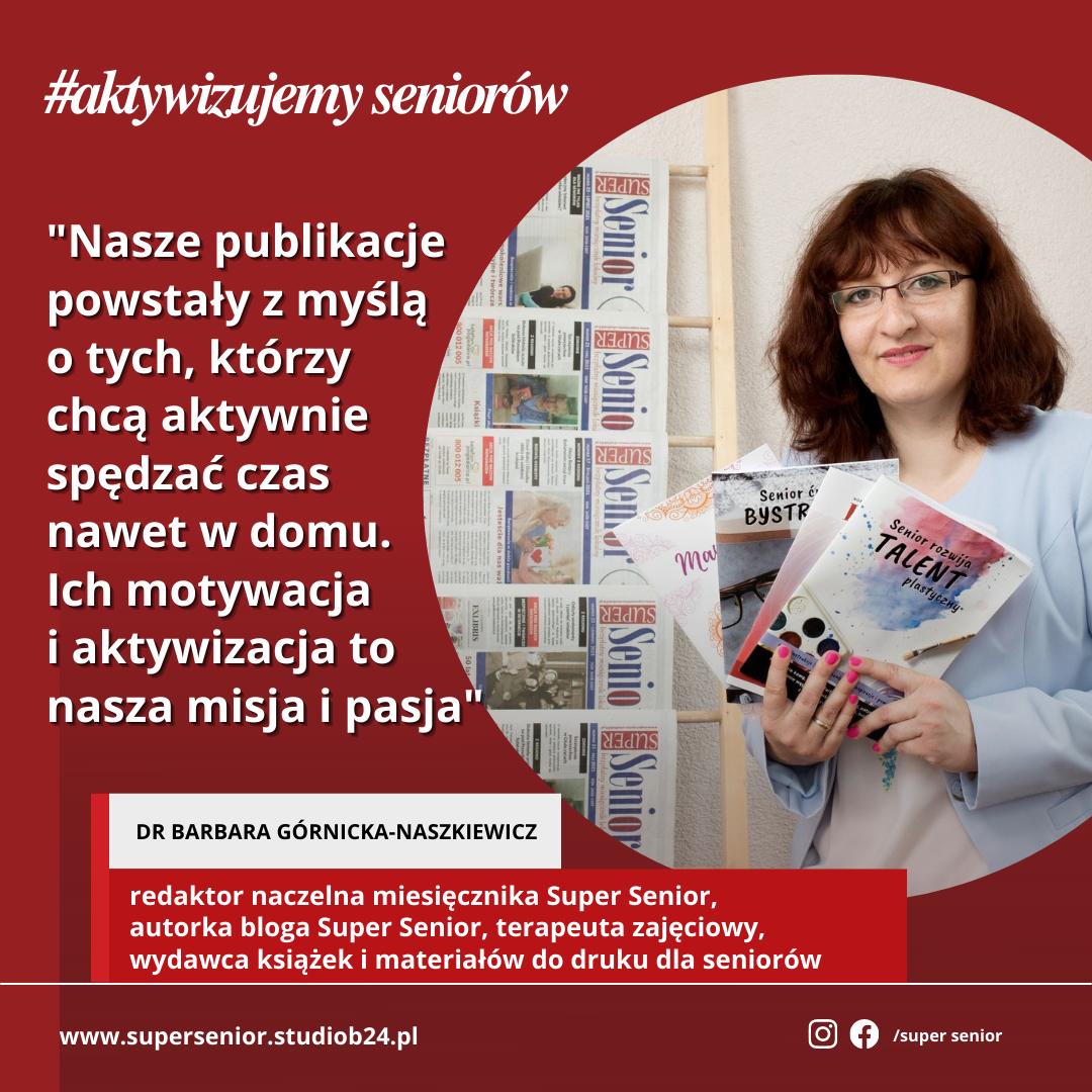 Barbara Górnicka-Naszkiewicz